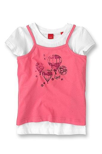 detské tričko Esprit
